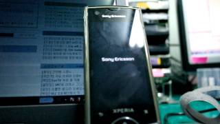 getlinkyoutube.com-Sony Xperia Ray st18i unlimitted rebooting
