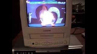 TV Samsung con VHS