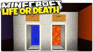 getlinkyoutube.com-Minecraft | LIFE OR DEATH | Diversity w/ TrueMU (Minecraft Custom Map)