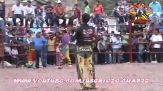 getlinkyoutube.com-¡¡IMPRESIONANTE JINETE!! El Vaquero de Colima vs El Nuevesito.Rancho Cruz de Navarro,2014.