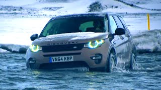 getlinkyoutube.com-Pushing The Discovery Sport To The Limit - Fifth Gear
