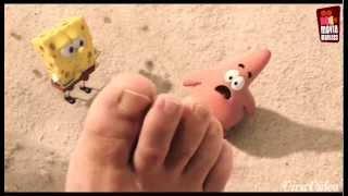 getlinkyoutube.com-SpongeBob SquarePants 2 dubbing - Amr Mamdouh فيلم سبونج بوب 2 مدبلج