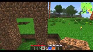 getlinkyoutube.com-minecraft การทำประตูนรกแบบง่าย