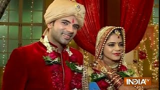 getlinkyoutube.com-Thapki Pyar Ki: Thapki-Dhruv Finally Gets Married - India TV