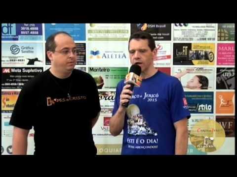 Cerco de Jericó 2015 - Mensagem em Inglês - Padre Bernardo Oliveira