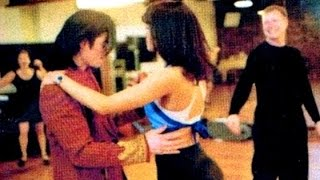 getlinkyoutube.com-Duet dance of Michael Jackson and Selena Quintanilla!!!