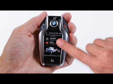 SMART KEY FOBS - LCD Touch Screen Car Key Fobs