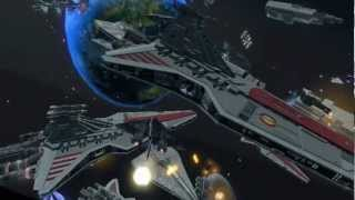getlinkyoutube.com-Star Wars VS Halo Alpha 1.0.0.4 Trailer