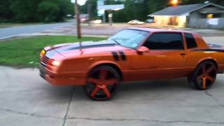 Monte Carlo SS on 24s