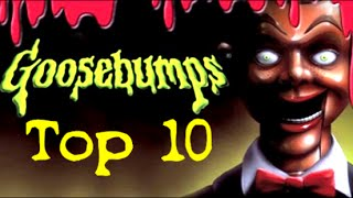 getlinkyoutube.com-Top 10 Goosebumps