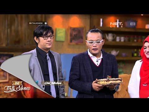 Ini Talk Show 25 Februari 2015 - Part 3/5 - Franda, Rizky & Marcel Chandrawinata
