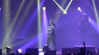 Booba - Concert complet au Zenith de Paris