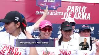 Tiempos Nuevos - Especial XXIV Carrera Atlética Pablo de Arma