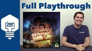 The Grimm Forest Full Playthrough - JonGetsGames