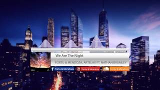 getlinkyoutube.com-Fortu & Mendoza, Artelax - We Are The Night (Ft. Nathan Brumley)