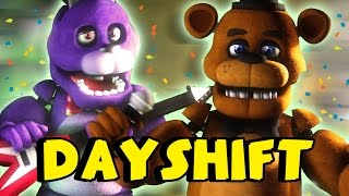 getlinkyoutube.com-FREDDY FAZBEAR'S DURING THE DAY... | Dayshift At Freddy's