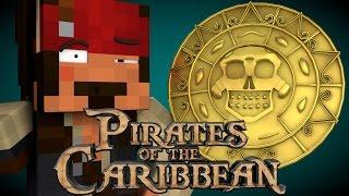 getlinkyoutube.com-Minecraft Parody - PIRATES OF THE CARIBBEAN! - (Minecraft Animation)
