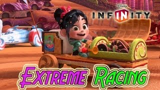 getlinkyoutube.com-Disney Infinity: Toy Box Share - Extreme Racing