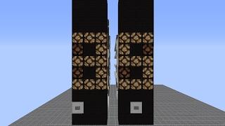 getlinkyoutube.com-Minecraft 二種類の幅3 デジタル表示盤