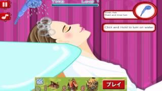 getlinkyoutube.com-美容師になったみたいなゲームだよ