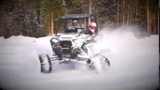 getlinkyoutube.com-2016 Turbo RZR XP Polaris on tracks