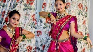 getlinkyoutube.com-Pinga Dance / Lavani Steps