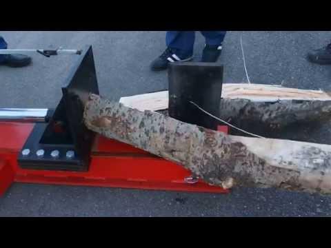 Despicator de lemne hidraulic O.M.A. - Spargator Busteni