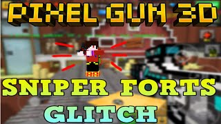 getlinkyoutube.com-Pixel Gun 3D: Sniper Forts Glitch w/ subscriber