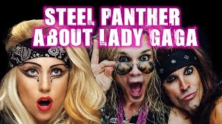 "Steel Panther on ""Lower The Bar"", Lady Gaga & Metallica - Berlin Metal TV"