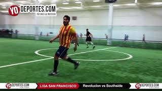 Revolución vs Southside Liga San Francisco