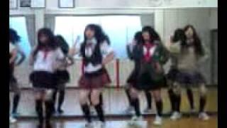 getlinkyoutube.com-おならしちゃった女子高生 ハレ晴レユカイを踊ってみた2