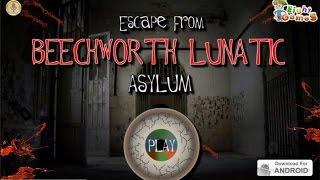 Escape From Beechworth Lunatic Asylum walkthrough...