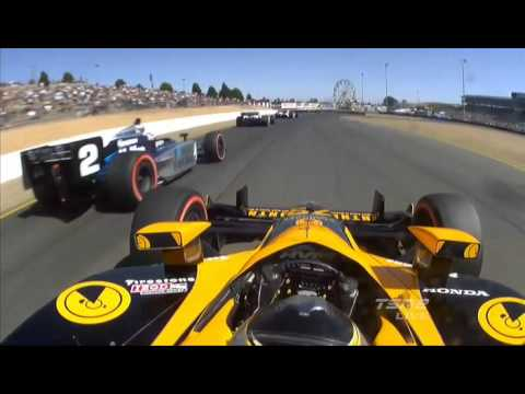 IndyCar 2010 Race 13 Indy Grand Prix of Sonoma 7 of 11