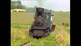 getlinkyoutube.com-Gleisepisoden - Feldbahnen in Tschechien und Deutschland