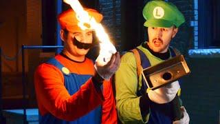 getlinkyoutube.com-Nintendo Vs. Zombies: 28-Bits Later (Wii U Challenge Video)