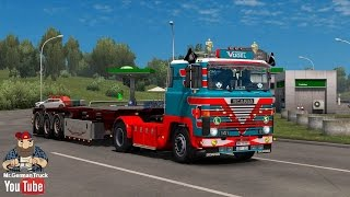 getlinkyoutube.com-[ETS2 v1.26] Scania 1 Series v2.0 + ALL DLC´s ready