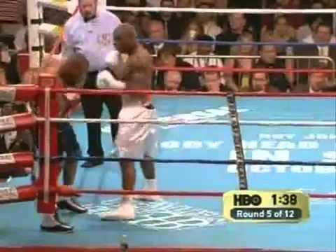 Glen Johnson vs Roy Jones Jr - 2/3
