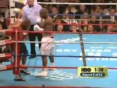 Glen Johnson vs Roy Jones Jr - 2/3