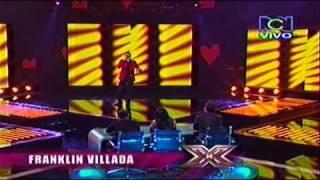 getlinkyoutube.com-Cap 56 3/7 Franklin Villada - Qué hay en tu mirada - Final Memorables - Factor XD 2009