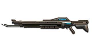 Shadow Fight 2 — Plasma Rifle