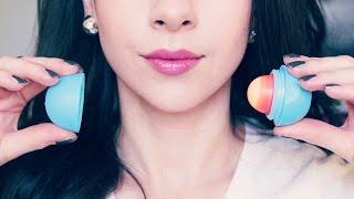 getlinkyoutube.com-DIY Ombre EOS Lip Balm   Three Colors in One!
