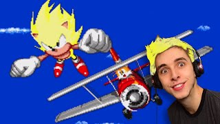 getlinkyoutube.com-Sonic 2 : Screw You Tails, I Can Fly!! | Finale ( Facecam Sundays )