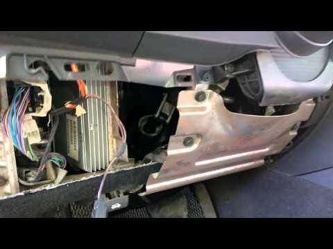 Chrysler 300C скрип в руле и рулевой колонке