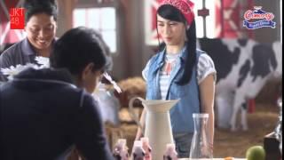 getlinkyoutube.com-Cimory Yogurt Drink - Cimory Land feat. JKT48 - Behind the Scene #1