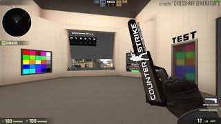 Como Ajustar sua Mira no Counter-Strike: Global Offensive