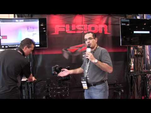 NAB 2012 - Kessler Fusion