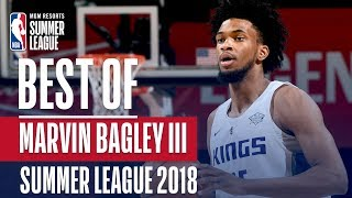 Marvin Bagley's Best Plays In The 2018 NBA Summer League!