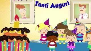 getlinkyoutube.com-BUON COMPLEANNO: TANTI AUGURI A TE - Canzoni per bambini e bimbi piccoli