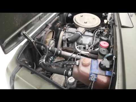 Расположение у ЛуАЗ ЛуАЗ опор двигателя