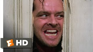 getlinkyoutube.com-Here's Johnny! - The Shining (7/7) Movie CLIP (1980) HD